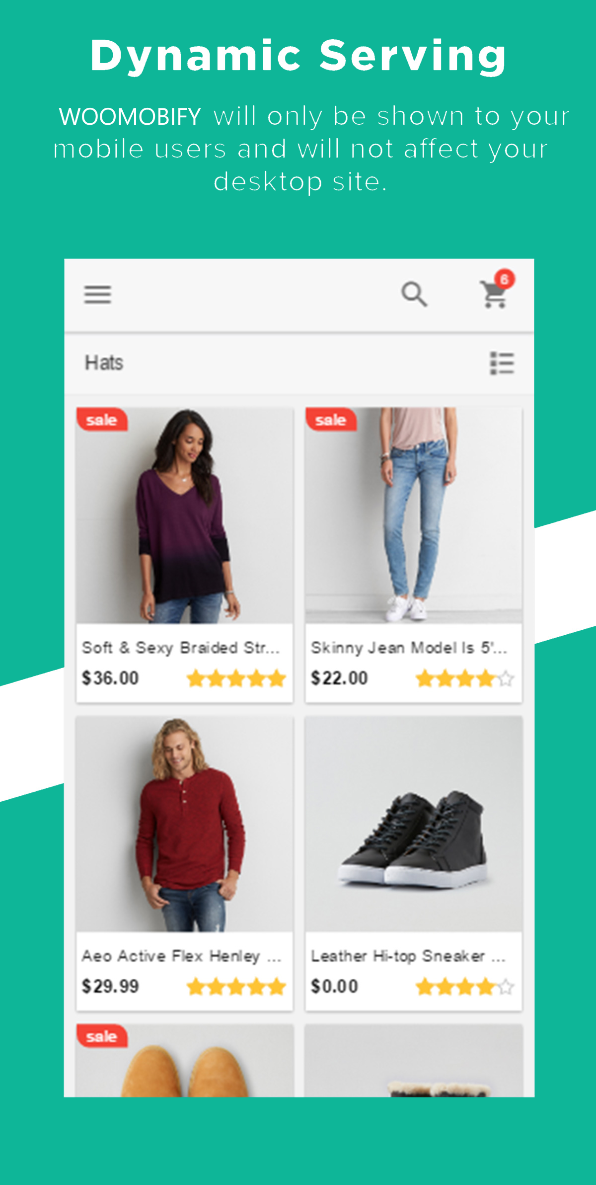 WooMobify - WooCommerce Mobile Theme - 9